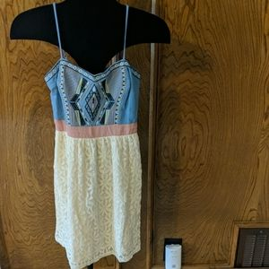 Flying tomato size small dress